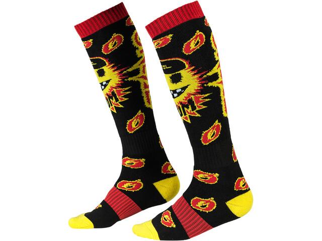 O'Neal Pro MX Socks boom-black/yellow